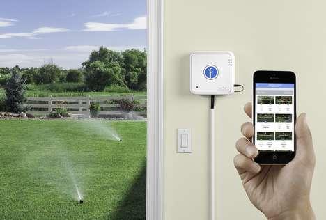 Eco-Friendly Garden Gadgets - The Rachio IRO Smart Irrigation Controller Lets You Optimize Watering