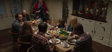 Vegan Christmas Commercials - This Hallmark Holiday Ad Features a Vegan Christmas Dinner