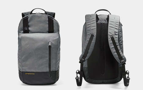 Comfortable Commuter Backpacks - The Cole Haan Zero Knapsack Can Conveniently be Switched to a Tote