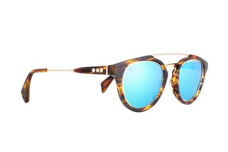 British Heritage Eyewear - Taylor Morris Eyewear Provides Effortlessly Stylish Frames with a History