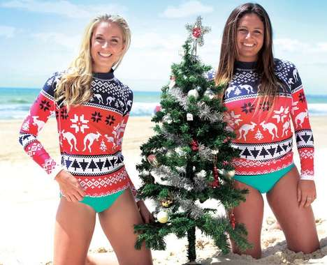 Holiday Outback Sweaters
