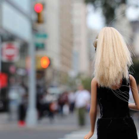 City-Dwelling Dolls - This Honest NYC Barbie Instagram Shows Barbie Struggling to Thrive in New York