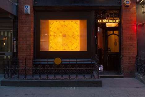 Vault-Inspired Whiskey Pop-Ups - This Pop-Up Glenmorangie Bar Delighted Fans in London