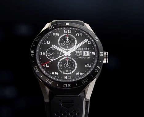 Dark Luxurious Smartwatches (UPDATE)