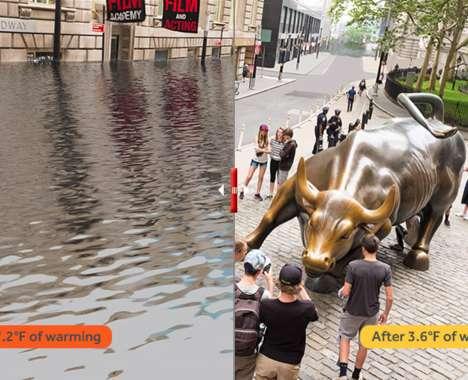 Rising Sea Level Photos