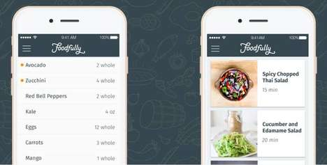 Meal Planning Platforms - This Food Saving App Helps You Cut Down on Food Waste