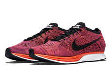 Superfood-Inspired Sneakers - The Nike Flyknit Racer 'Acai Berry' is Inspired by the Healthy Fruit