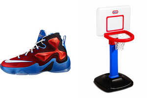 The Nike Basketball Toy Collection is Inspired by NBA Stars' Childhood
