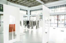 Brand-Centric Pop-Ups - The COS Clothing Store Pop-Up Location Reflects the Brand's Minimalism