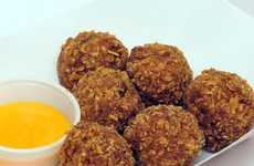 Deep-Fried Nacho Balls - Iowa State Fair's Nacho Bites are a Quick and Easy Finger Food