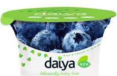 Dairy-Free Greek Yogurts - Daiya's Dairy Free-Yogurt Emulates the Greek Yogurt Style
