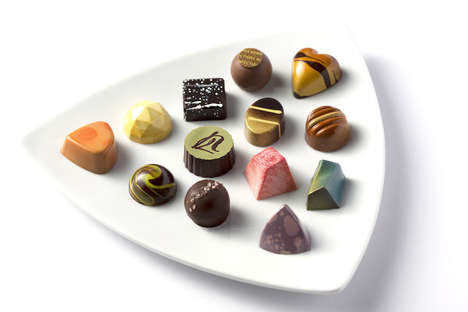 Exquisitely Handcrafted Bonbons - Norman Love Chocolates are Delicious Works of Edible Art