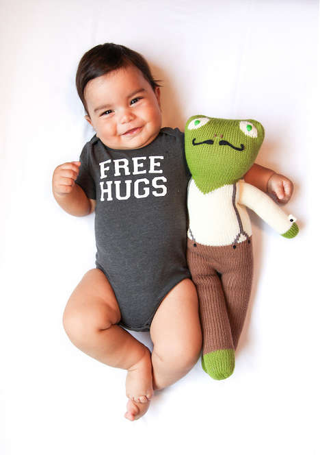 Punny Onesie Photos - This Mom Staged Numerous Photoshoots of Her Child's Punny Onesies