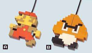 Super Mario or Goomba Mouse