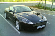 Have a blog and spend a day driving an Aston Martin