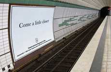 "Funeral Home Ad Encourages Passengers to ""Come a Little Closer"""