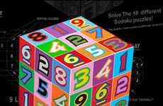 Sudoku Cube -Rubik's Cube Meets Sudoku