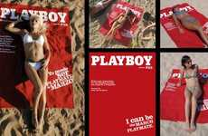 New Playboy Ad Campaign