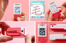 World's Smallest GSM Phone - Xun Chi 138 Includes MP3 Player, Touch Screen and Camera