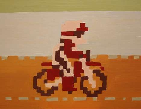Nerd Art Paintings