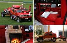 Christmas-Edition Hummer