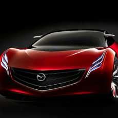 Mazda Ryuga Concept Revealed