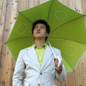 Music in the Rain - DAP Umbrella
