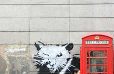 Banksy Launches Website - Has the World's Most Controversial Graffiti Artist Gone Mainstream?