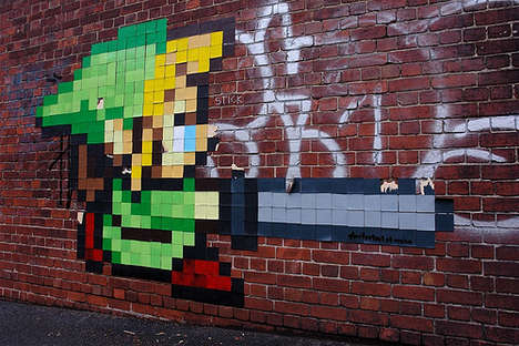 Geek Graffiti
