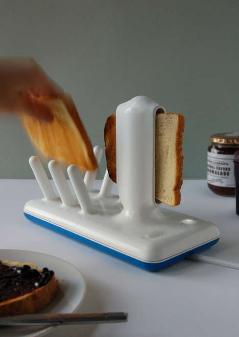 Toast Automatica - Bringing Boring Toasters Back to Life with Style!