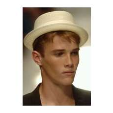 Pork Pie Hats Appear at Mens Fashion Week