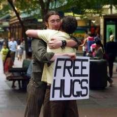 Free Hug Campaign