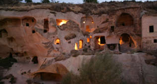 Gamirasu Cave Hotel