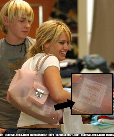 Transparent Purses - Great for Airport Security, Bad for Secrets