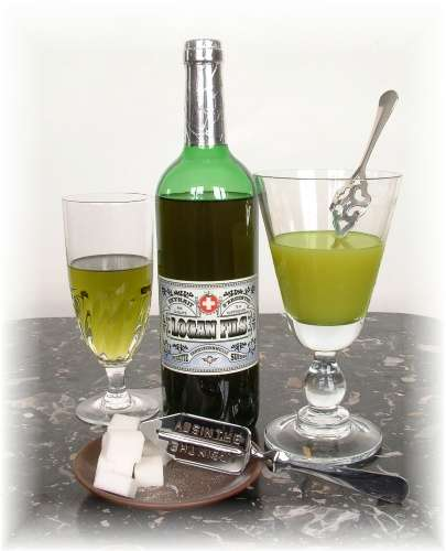 The Absinthe Ritual