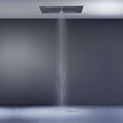 RainSky Waterfall Shower