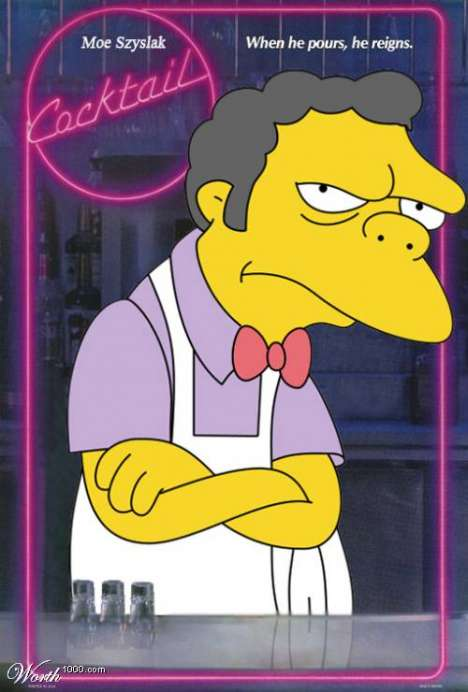 Clever Movie Poster Spoofs