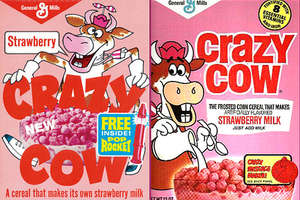 The Online Sugar Frosted Cereal Museum