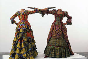 Yinka Shonibare's Faceless Art