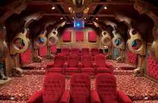 13 Outrageous Home Cinemas