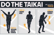Footballvertising for Charity - 'Do the TaiKai'