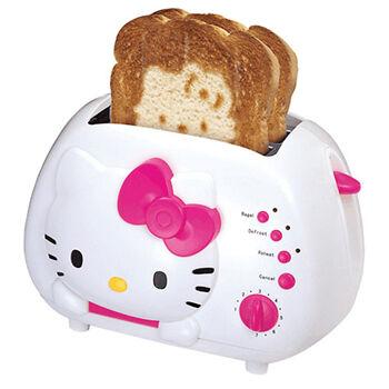Cartoon-Branded Appliances