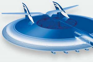 Finnair's Futuristic Transportation Forecasting