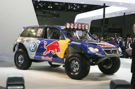 Turbodiesel Trophy Trucks