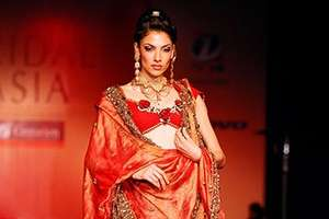 Falguni and Shane Peacock Bridal Collection