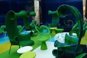 Ocean-Inspired Moroso Furniture