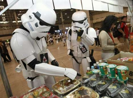 13 Star Wars-Inspired Culinary Creations