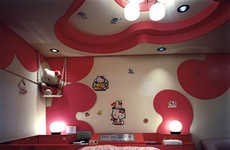 Helly Kitty Adult Accommodations - Hotel Adonis Osaka