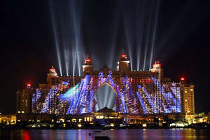 The Atlantis Hotel in Dubai (UPDATE)