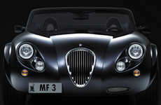 Children's Charity SuperCars - The 1,000 Wiesmann Roadster